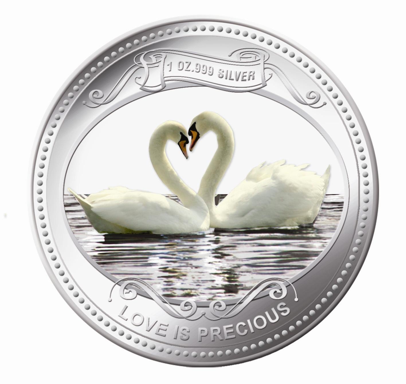 ПИБ предлага монета за Св. Валентин