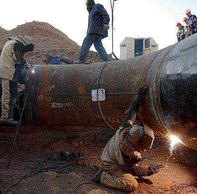 Войната на газопроводите