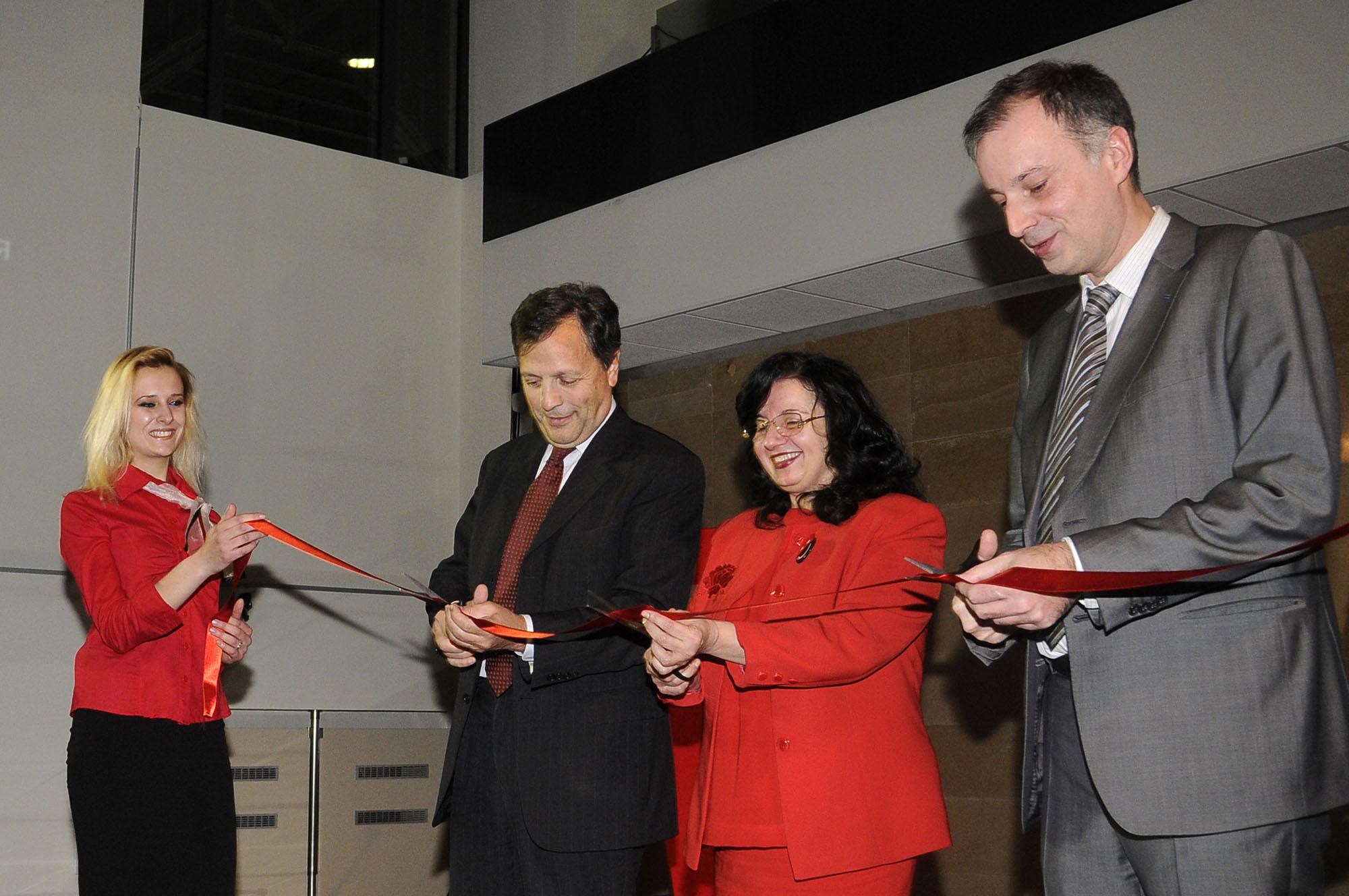 СЖ Експресбанк обнови столичния си централен офис