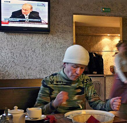 Русия съзира края на бурята