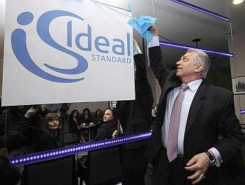 Идеал Стандарт разширява бизнеса у нас