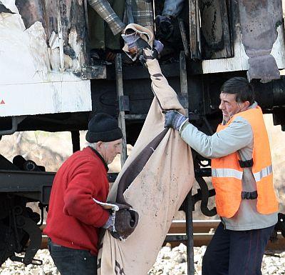 Нови експертизи бавят делото за влака София-Кардам