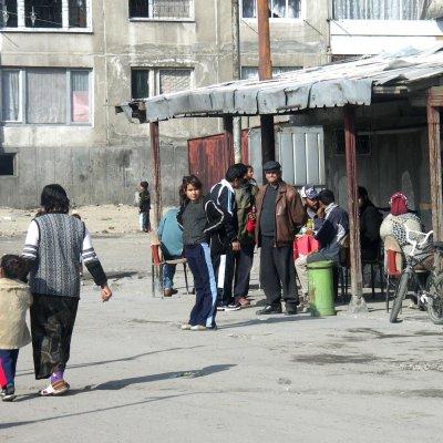 Мият с шампоан улиците в Столипиново
