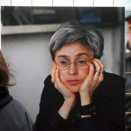Задържаха бивш подполковник за убийството на Политковская