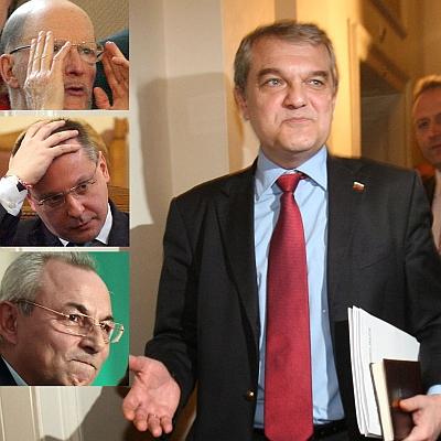Коалицията прочиства МВР с Петков