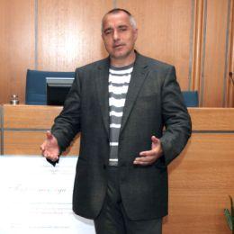 Борисов иска Крумови закони