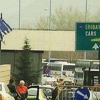 Крадени луксозни коли влизат в България