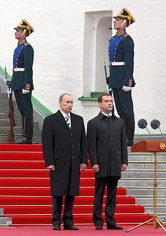 Президентът Медведев обеща да пази гражданските свободи