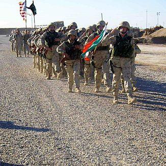Мисията ни в Афганистан достига 300 военни