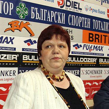 ВАЦ поиска проверка срещу Ирена Кръстева
