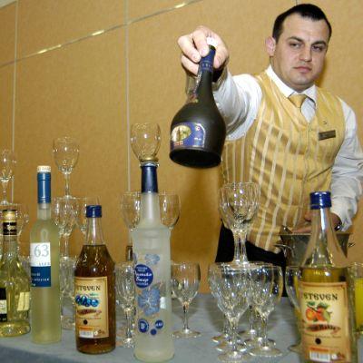 В Дъблин заловиха БГ-контрабанден спирт
