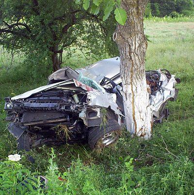 Шофьор, убил брат и сестра, карал с над 140 км/ч