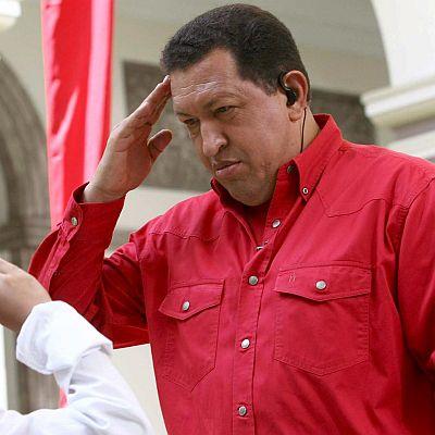При Чавес - 5 часа работа, 3 часа политагитация