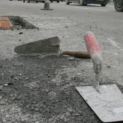 Човешки скелети открити при ремонт на улица