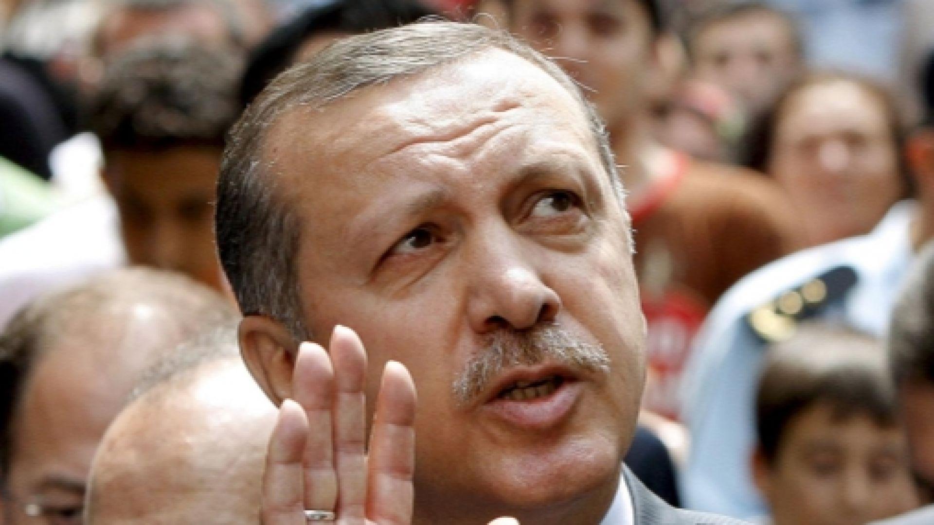 Ердоган: Турция е в подем, а не в икономическа криза