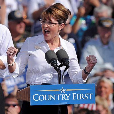 Готвят Сара Пейлин за президент