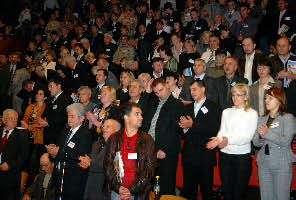 Скандал на събора на българската диаспора