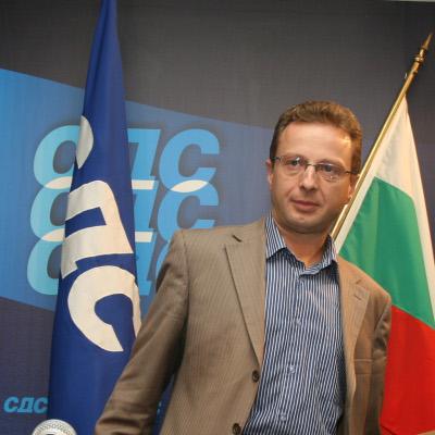 Мартин Димитров загубил доверието на сините