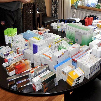 Лекарствата по пощата са незаконни