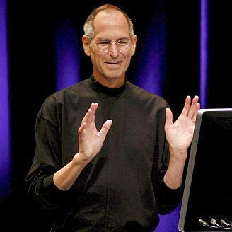 Акциите на Apple падат заради Стив Джобс