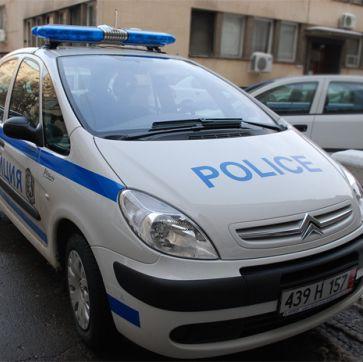 Показен арест на Мангъра в центъра на София