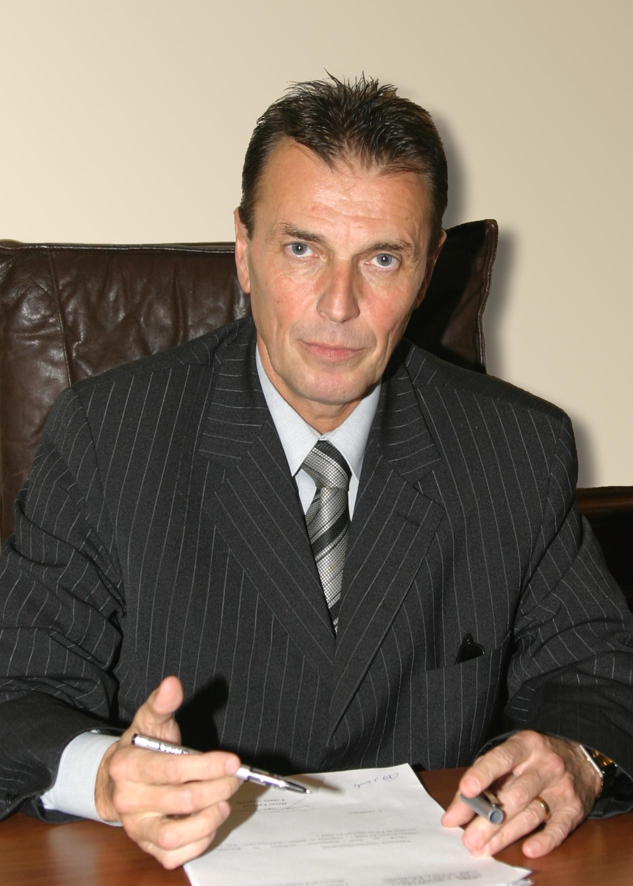 Олег Недялков на 60 години