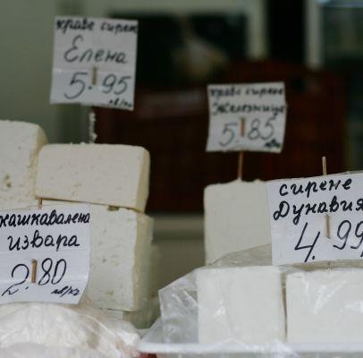 Кризата сваля цените на храната