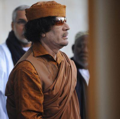 10 млрд. евро изчезнаха от сметки на Кадафи в Белгия