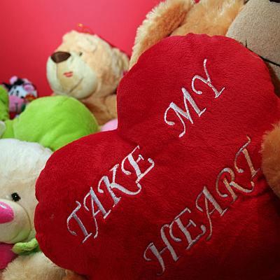 Празникът на влюбените по света