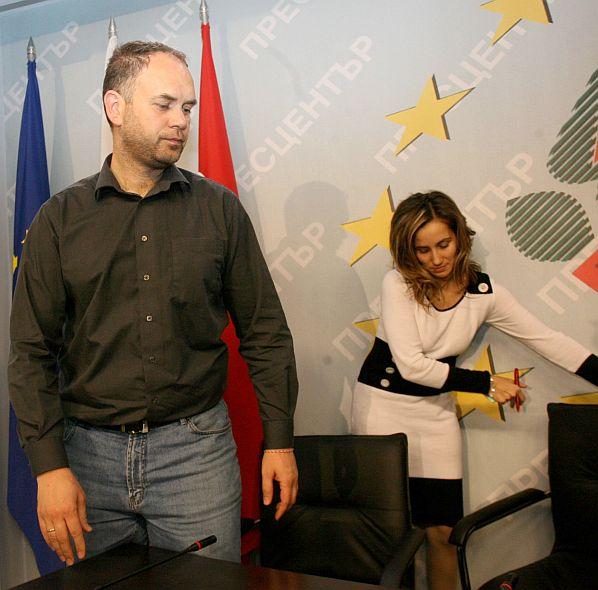 Кадиев предупреди за тотален монопол на ГЕРБ