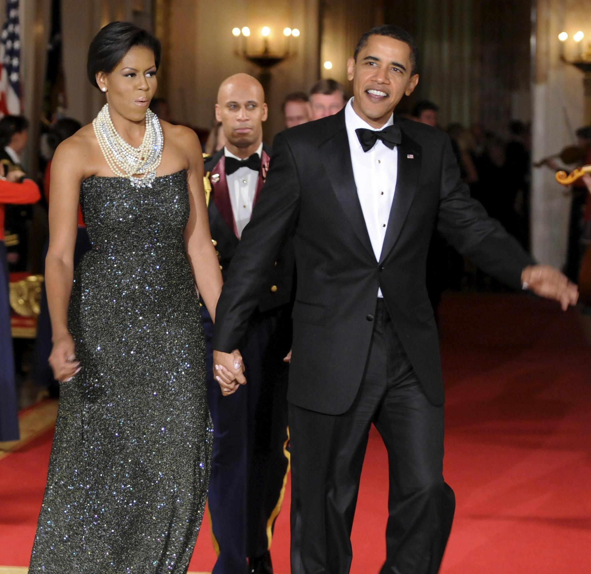 Мишел Обама се довери на българска дизайнерка