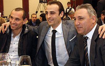 """Ясна e призовата тройка за """"Футболист на годината"""""""