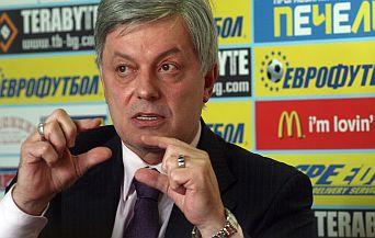 Михов: Повечето стадиони у нас няма да получат лиценз