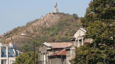 Срути се част от подпорна стена в подножието на Бунарджика в Пловдив