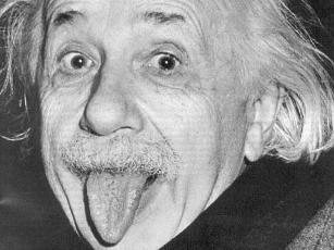 Архивът на Айнщайн вече и в интернет
