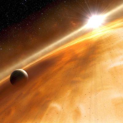Търсим извънземни на замърсени планети