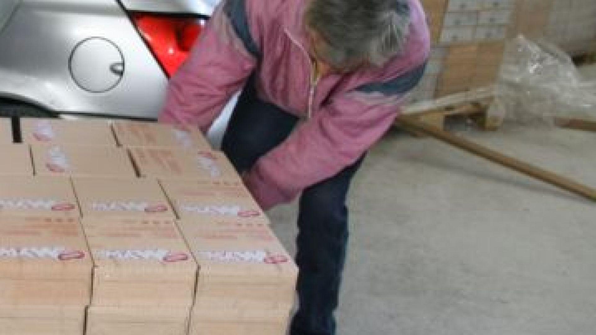 Храни с изтекъл срок открити в склад в Горна Оряховица