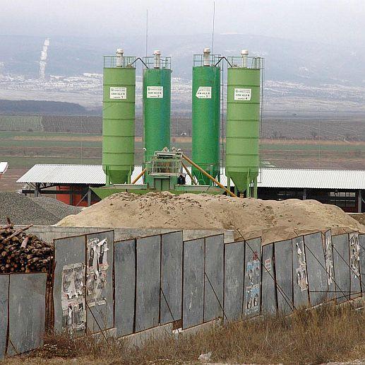 Турският цимент без данни за безопасност