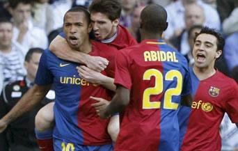 """Барса унижи Реал Мадрид на """"Бернабеу"""" с 6:2"""