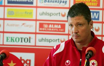 Любо Пенев: За момента аз съм треньор на ЦСКА