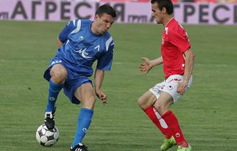 ЦСКА настига Левски в световната ранглиста