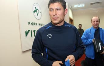 Красимир Балъков готов да замени Мъри