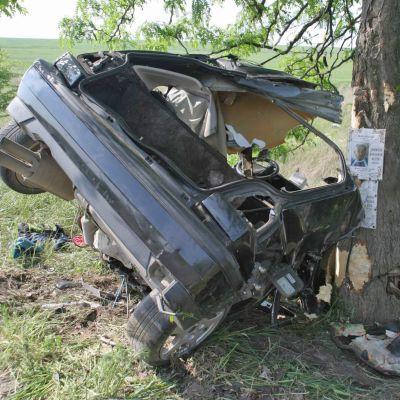Полицай загина в катастрофа, негов колега е ранен