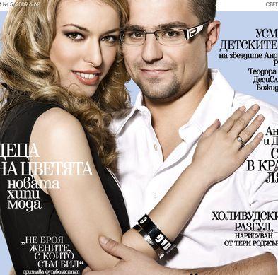 Жените на Иван и Андрей стават водещи в Нова ТВ