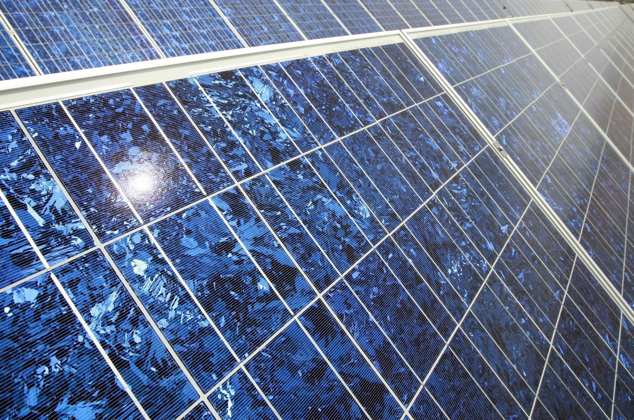 Рекорд в ефективността на слънчева клетка