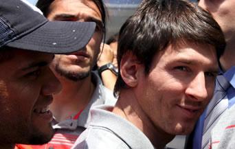 Меси: Нека Черил Коул стиска палци за Аржентина на Мондиала