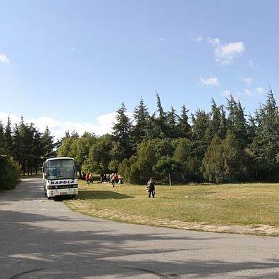 72-метров кръст на Бакаджика за убитите от автобуса