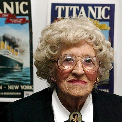 """Почина последната оцеляла от """"Титаник"""""""