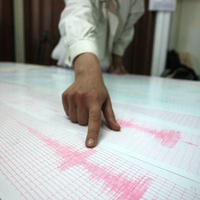 Силно земетресение разтърси Грузия