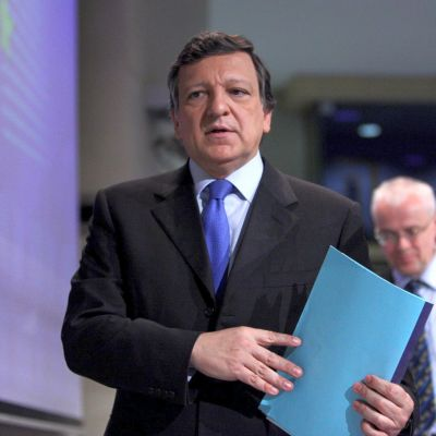 Борисов заминава при Барозу